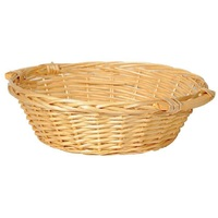 WILLOW BASKET LARGE 13X41X30CM