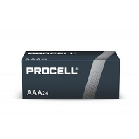 DURACELL BATTERIES AAA BOX24