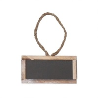 CHALK BOARD MINI HANGING TAG 100X50MM