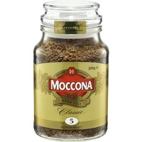 MOCCONA FREEZE DRIED COFFEE 200G