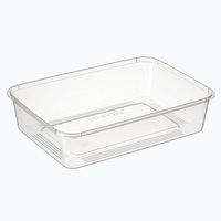 BONSON 650ML CONTAINER RECTANGLE