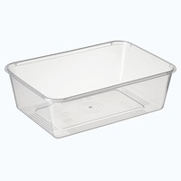BONSON 750ML CONTAINER RECTANGLE