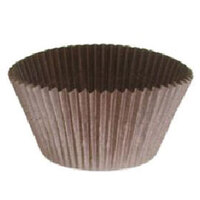 MUFFIN CASE NO.408 BROWN