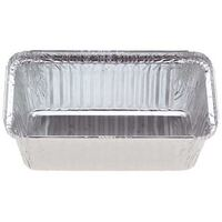 CON FOIL 7119E DEEP TAKEAWAY TRAY (30OZ)