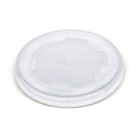 LID FOR PAPER BOWL 260ML