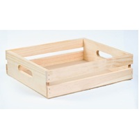 PINE TRAY LARGE 400X320X100