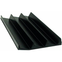 STEPPED DISPLAY 3X80MM TRENCH 610X310MM