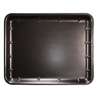 TRAYS FOAM BLACK IKON 14X11