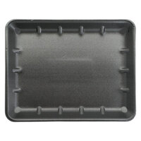 TRAYS FOAM BLACK IKON 14X11 DEEP