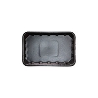 TRAYS FOAM BLACK IKON 8X5
