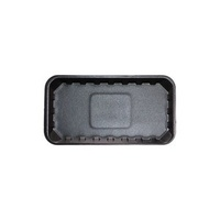 TRAYS FOAM BLACK IKON 9X5