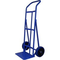 "HAND TROLLEY BLUE NO 5 8"" CLOSED HANDLE"