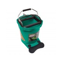 MOP BUCKET 16LT WIDE MOUTH PRO GREEN
