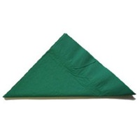 NAPKIN DINNER ALPEN GREEN PK50