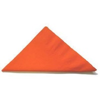 NAPKIN DINNER ALPEN ORANGE PK50