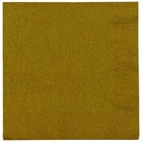 NAPKIN LUNCH DUNI 3 PLY GOLD