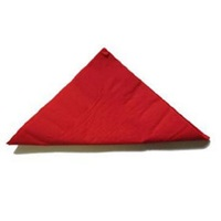 NAPKIN LUNCH ALPEN RED