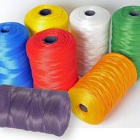 NETTING BAGS 1000 METRE ROLL 44R YELLOW