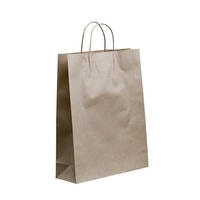 PAPER BAG STRING HANDLE BROWN420X310X110