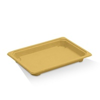 BAMBOO SUSHI TRAYS LARGE 184X128X20MM