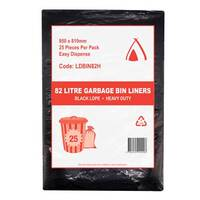 TAILOR 72-80LT GARBAGE BAG HEAV/DUTY
