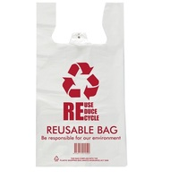 REUSABLE SINGLET BAG LARGE 35UM