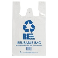 REUSABLE SINGLET BAG MEDIUM 35UM