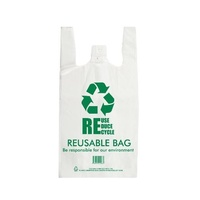REUSABLE SINGLET BAG SMALL 35UM