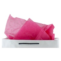 HOT PINK TISSUE WRAP 500X760MM