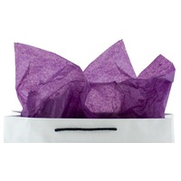PURPLE TISSUE WRAP 500X760MM