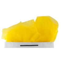 YELLOW TISSUE WRAP 500X760MM