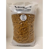 RUBBER BAND 500GM BAG #14 97%