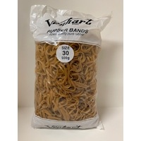 RUBBER BAND 500GM BAG #30 97%