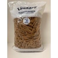 RUBBER BAND 500GM BAG #32 97%