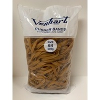RUBBER BAND 500GM BAG #64