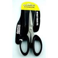 "OSMER SCISSORS 210MM 8.25"" TITANIUM"