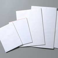 WRITING PAD PLAIN 3X5