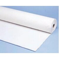 PAPER TABLECLOTH ROLL 25M WHITE