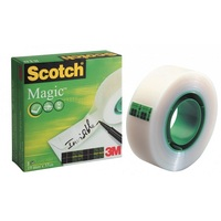 3M SCOTCH MAGIC TAPE 19MMX33M