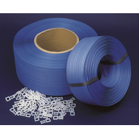 STRAPPING 12MM/3000M MACHINE BLUE TAPE