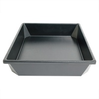 DISPLAY TUB 310X410X70MM BLACK