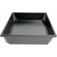 DISPLAY TUB 510X410X70MM BLACK