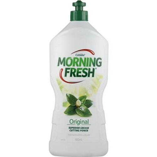 DETERGENT MORNING FRESH 900ML