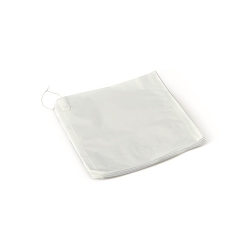 PAPER BAG WHITE 03 FLAT 200X245MM