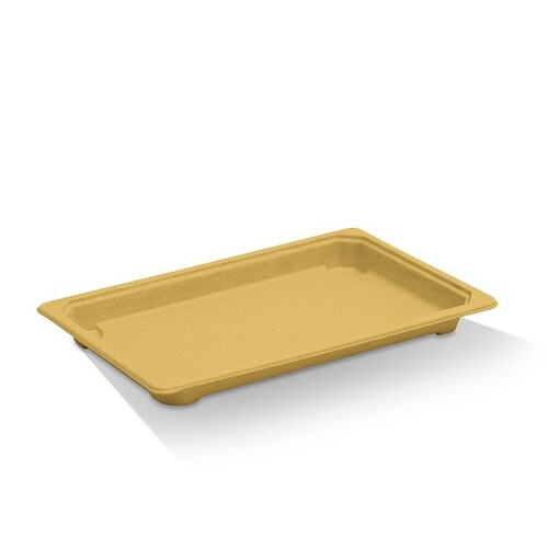 BAMBOO SUSHI TRAYS MEDIUM 165X115X19MM