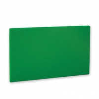 CHOPPING BOARD GREEN 540X335X20MM