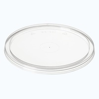 BONSON ROUND LID BS8-30OZ FLAT
