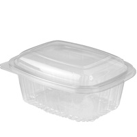 IKON 1000ML HINGED LID CONTAINER
