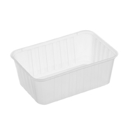 GENFAC 1000ML FREEZER RIBBED CONTAINER