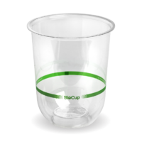 BIOPAK 500ML STEMLESS TUMBLER